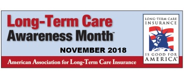 November is Long-Term Care Awareness Month!